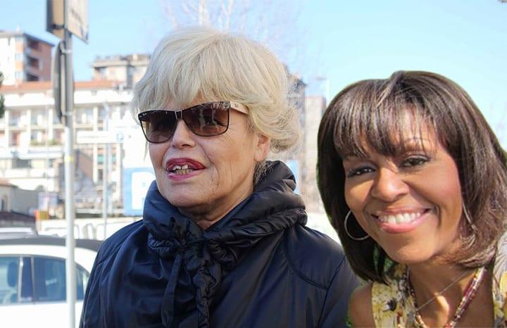 Michelle e Titta
